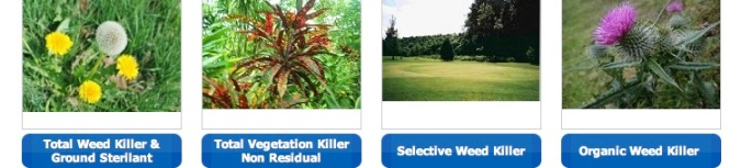 total kill herbicides
